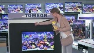 Knallerfrauen 3D Fische Füttern