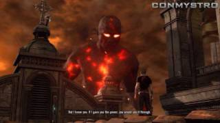 inFAMOUS 2 - Evil Karma Cole Ending [HD]