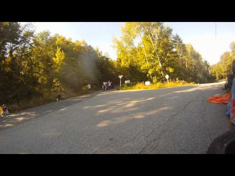 Longboard - Race WEIR DH 2011