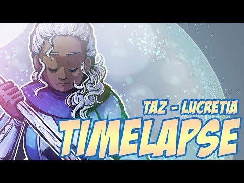 The Adventure Zone - Lucretia Timelapse