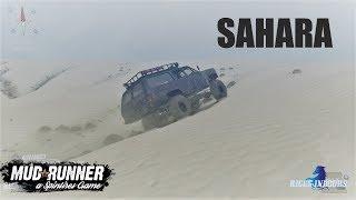 Trailing Tuesdays - Spintires Mudrunner Episode 22 - Sahara