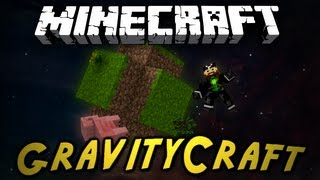 Minecraft Mod Showcase : GravityCraft Revisited!