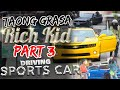 """Taong Grasa (Homeless)  Rich Kid"" PRANK PART 4 (Driving Sports Car)"