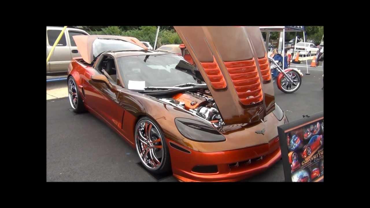 Stunning 820hp Corvette C6 WCustom Paint And Interior