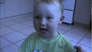 Baby Singing Hallelujah Cover By Leonard Cohen