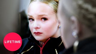 Dance Moms: Pressley RISKS IT ALL by Changing Her Costume (Season 8) | Lifetime