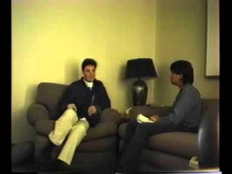 Bill Nelson 1995 Interview (Part 1)
