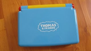 Thomas & Friends Learning Laptop Great Educational Toy