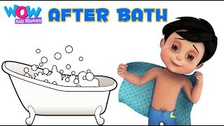 After Bath I Vir The Robot Boy I Wow Kidz Rhymes