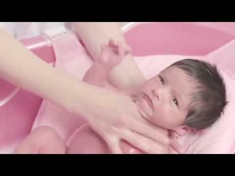 Yeni Doğan Bebek Bakımı : Banyo