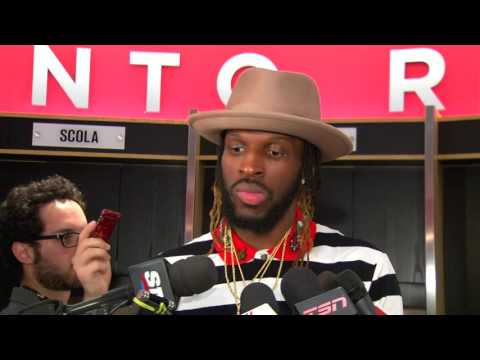 Raptors Post-Game: DeMarre Carroll - May 21, 2016