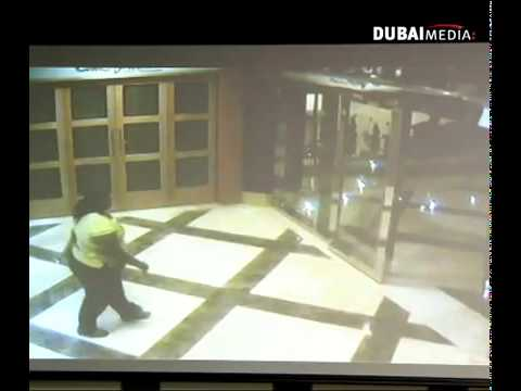 CCTV footage The assassination of Mahmoud al Mabhouh in Dubai
