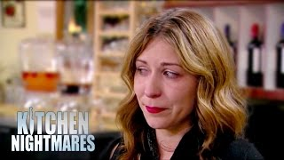 Tatiana Upset After Firing Mediocre Chef Kitchen Nightmares