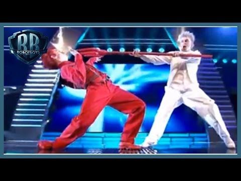 Robotboys DK Got Talent 2008 Winner [HQ]