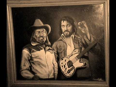 Waylon and Willie The Year That Clayton Delaney Died