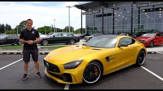 Is the 2019 Mercedes Benz AMG GT R enough PERFORMANCE for the PRICE?
