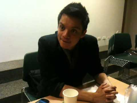 Music video Bamboo Manalac Interview at SALUDO - A Concert For Heroes - Music Video Muzikoo