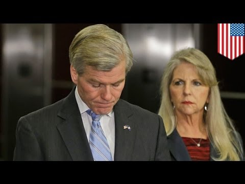 Bob McDonnell and his wife indicted on federal corruption charges