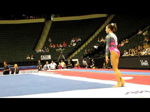 Lexie Priessman - 2011 Visa Championships - Floor