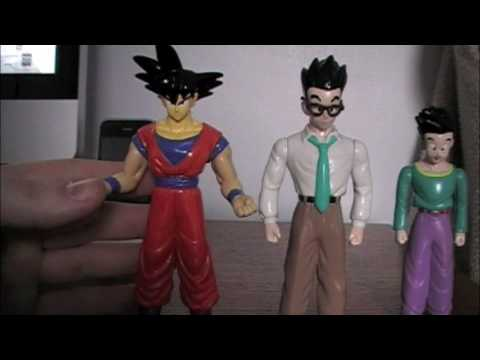 DBGT Vol. 35 Super Saiyan Son Gohan & Goten Video