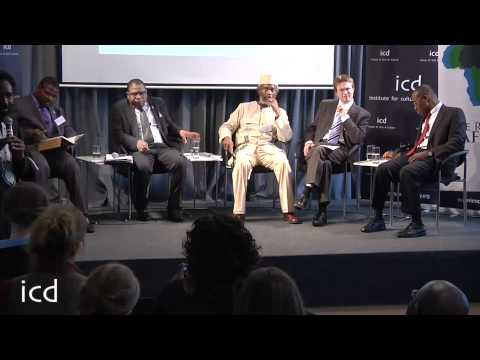"""""""The Question of Aid: Help or Hindrance in African Economic Development"""""""