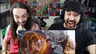 Marvel Studios' AVENGERS: INFINITY WAR - Big Game Spot REACTION!!!