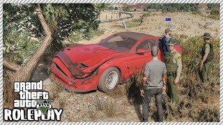 GTA 5 Roleplay - Crashed Drag Racing & Police Arrested Me | RedlineRP #271