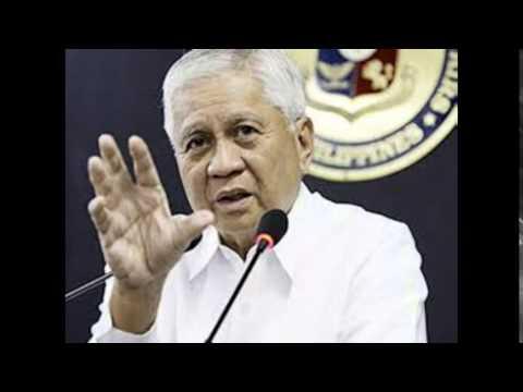 PHILIPPINES-ASEAN-ALBERT DEL ROSARIO