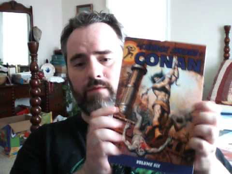Birthday V-log comic books.wmv Video