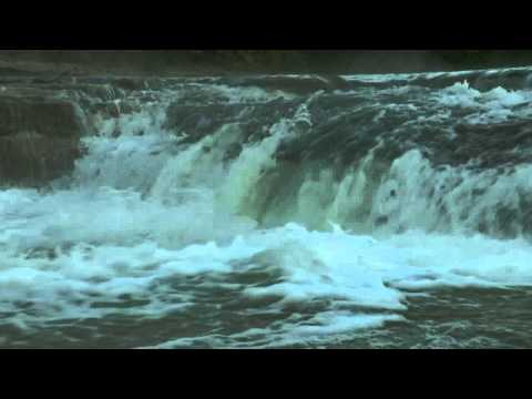 waterfall Sounds Cow Creek 2hrs  sleep Sounds video