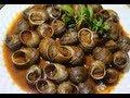 Cómo hacer Caracoles en salsa  | Las Recetas De Pepa