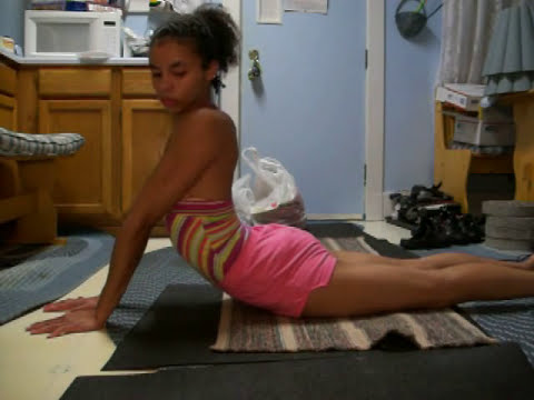 Working On Back Flexibility. Helpful Tips Wanted!! (6-19-09)
