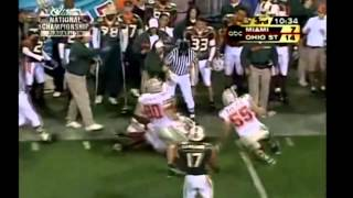 Most Memorable Moments in College Football History Part 2