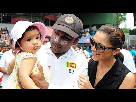 Mahela Jayawardene's Farewell Test Match