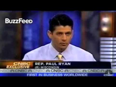 "Paul Ryan Describes His Plan For Medicare As A ""Voucher System"""