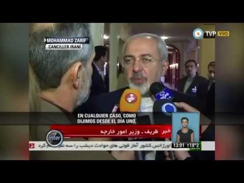 V7inter - Irán y EE.UU. cerca de un acuerdo nuclear