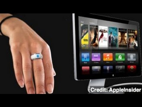 Apple Rumored to Launch iRing, iTV This Year