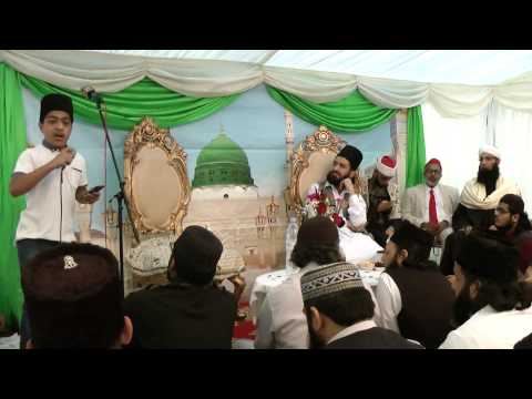 25th August 2013 Milaad Paak In Slough Naat By Farhan Rahib Sahib From Birmingham video