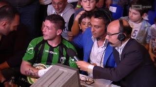 MOncelli vs Nicchi Titolo Internazionale WBC Superwelter