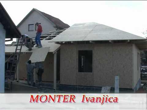 Montazne kuce MONTER Ivanjica (Kuca za 3 dana)!!!