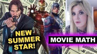 Box Office for John Wick 3, Avengers Endgame Update