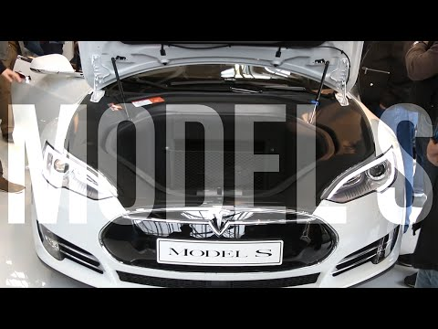 Impressioni sulla Tesla Model S!