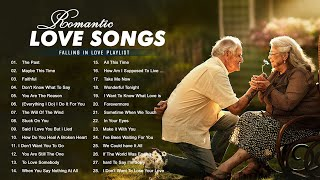 Relaxing Beautiful Love Songs 70s 80s 90s Playlist - Westlife, Backstreet Boys, MLTR