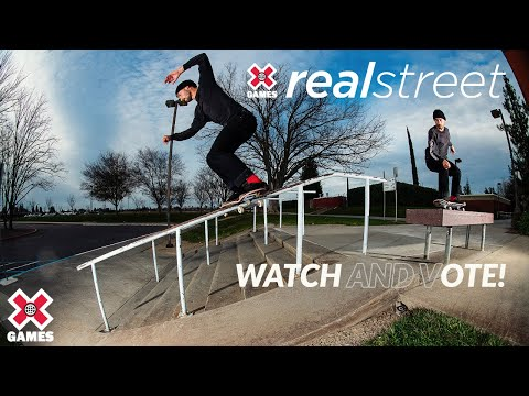 Real Street 2020: Videos Drop May 11 | World of X Games
