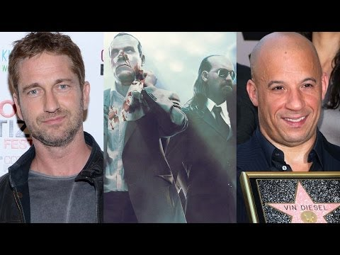 Vin Diesel & Gerard Butler Eyed For KANE & LYNCH Movie