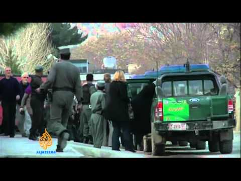 Taliban attacks foreign guesthouse in Kabul