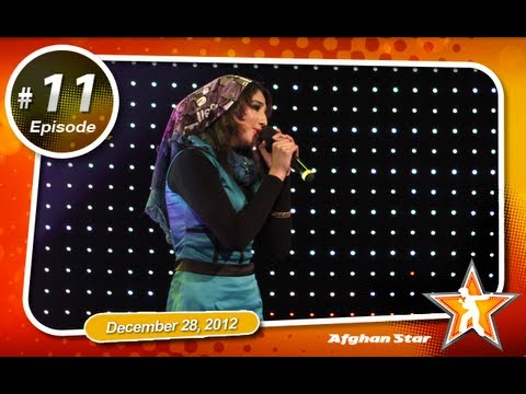 Afghan Star Season 8 - Afghan Star Season 8 - Episode.11 - Top 11 Performance Show