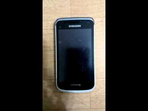 How to format - factory data reset Samsung Galaxy Wonder GT-I8150