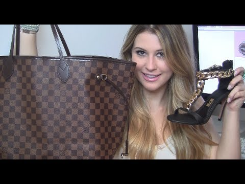 Comprinhas Fashion: Louis Vuitton, Top Shop, Santa Lolla, C&amp;A e Zara Video Download