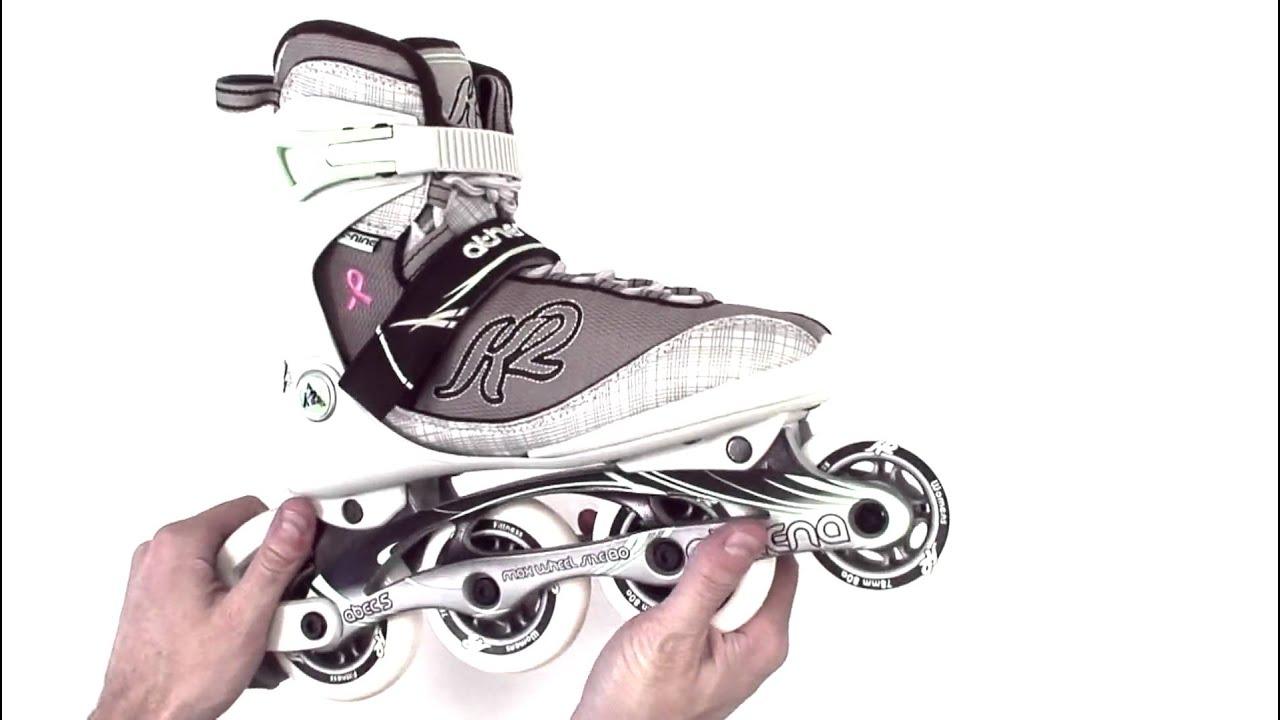 Inline Skates For Women k2 k2 Athena Inline Skates 2010